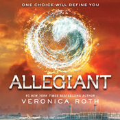 Allegiant divergent trilogy book 3 unabridged audiobook