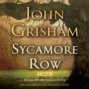 Sycamore row unabridged audiobook