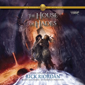 The house of hades the heroes of olympus book 4 unabridged audiobook