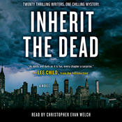Inherit the dead a novel unabridged audiobook