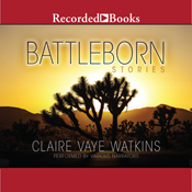 Battleborn unabridged audiobook