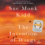 The invention of wings a novel unabridged audiobook