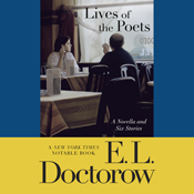 Lives of the poets a novella and six stories unabridged audiobook