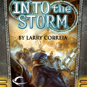 Into the storm unabridged audiobook