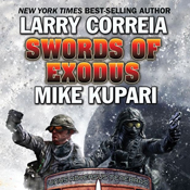 Swords of exodus dead six book 2 unabridged audiobook