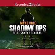Shadow ops book 3 breach zone unabridged audiobook
