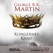 Kongernes kamp kings battle unabridged audiobook