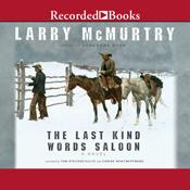 The last kind words saloon unabridged audiobook