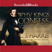 Why kings confess a sebastian st cyr mystery unabridged audiobook