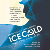 Mystery writers of america presents ice cold tales of intrigue from the cold war unabridged audiobook