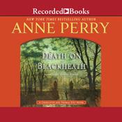 Death on blackheath a charlotte and thomas pitt novel book 29 unabridged audiobook