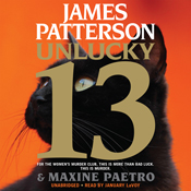 Unlucky 13 unabridged audiobook