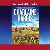 Midnight crossroad a novel of midnight texas unabridged audiobook