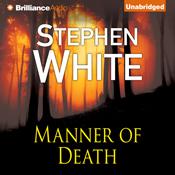 Manner of death alan gregory series book 7 unabridged audiobook