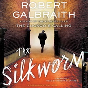 The silkworm unabridged audiobook