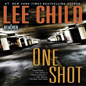 Jack reacher one shot a novel unabridged audiobook