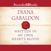 Written in my own hearts blood outlander book 8 unabridged audiobook