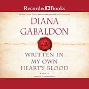 Written in my own hearts blood outlander book 8 unabridged audiobook