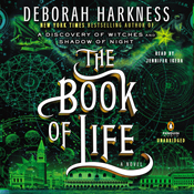 The book of life all souls book 3 unabridged audiobook