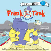 Frank and tank the big storm unabridged audiobook