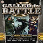 Called to battle vol one a warmachine collection unabridged audiobook