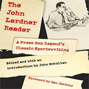 The john lardner reader a press box legends classic sportswriting unabridged audiobook