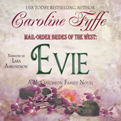 Mail order brides of the west evie mccutcheon family series book 3 unabridged audiobook