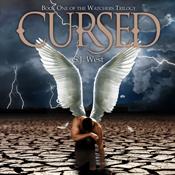 Cursed the watchers trilogy book 1 unabridged audiobook