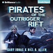 Pirates of the outrigger rift unabridged audiobook