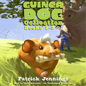 Guinea dog collection books 1 3 unabridged audiobook