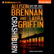 Crash and burn moreno hart mysteries book 1 unabridged audiobook