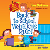 My weird school special back to school weird kids rule unabridged audiobook