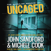 Uncaged the singular menace book 1 unabridged audiobook