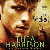 The wicked a novella of the elder races unabridged audiobook