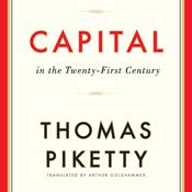 Capital in the twenty first century unabridged audiobook