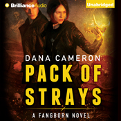 Pack of strays fangborn book 2 unabridged audiobook