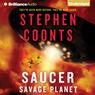 Saucer: Savage Planet: Saucer, Book 3