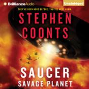 Saucer savage planet saucer book 3 unabridged audiobook