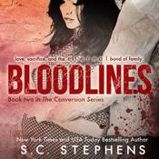 Bloodlines unabridged audiobook 3