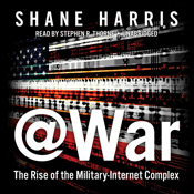 War the rise of the military internet complex unabridged audiobook