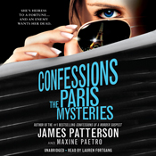 Confessions the paris mysteries unabridged audiobook