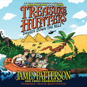 Treasure hunters unabridged audiobook 2