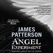 The angel experiment a maximum ride novel unabridged audiobook
