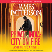 Private india city on fire unabridged audiobook