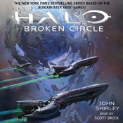 Halo broken circle halo book 13 unabridged audiobook