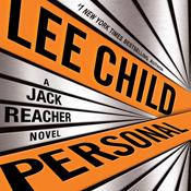 Personal a jack reacher novel book 19 unabridged audiobook