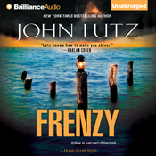 Frenzy frank quinn book 9 unabridged audiobook