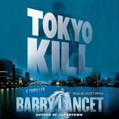 Tokyo kill jim brodie book 2 unabridged audiobook