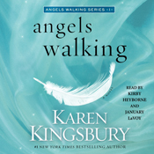 Angels walking a novel unabridged audiobook