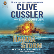 Havana storm a dirk pitt adventure book 23 unabridged audiobook